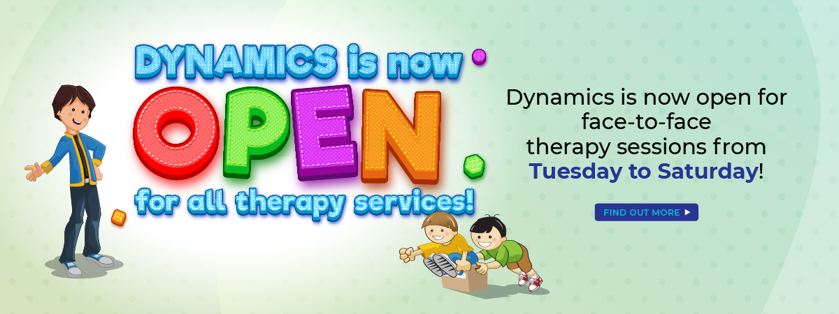 Dynamics is now OPEN!