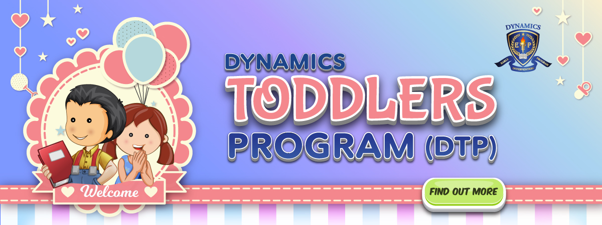Dynamics Toddlers Program