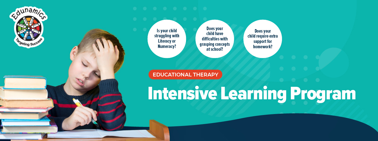 Educational Therapy Intensive Learning Program
