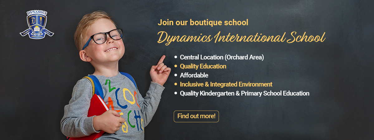 Join our boutique school